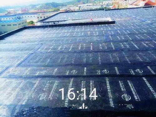 江西三易防水技术有限公司---上犹厂房楼面防水施工
